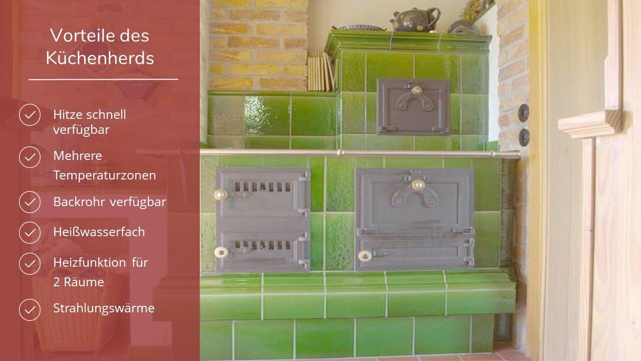 Quelle Küchenofen : Küchenherd küchenofen kaufen holz wasserführend elektro co